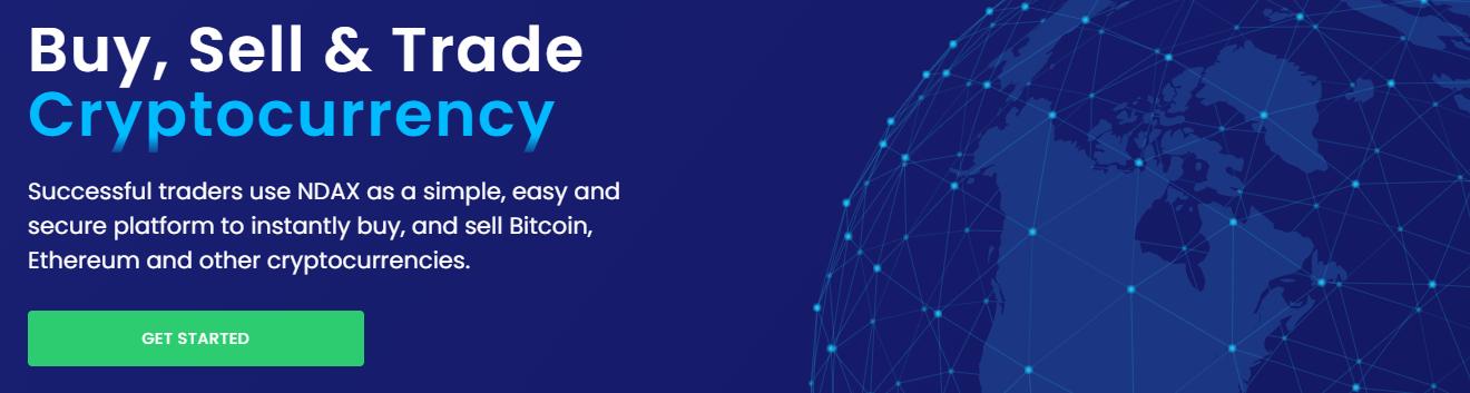 Ndax homepage