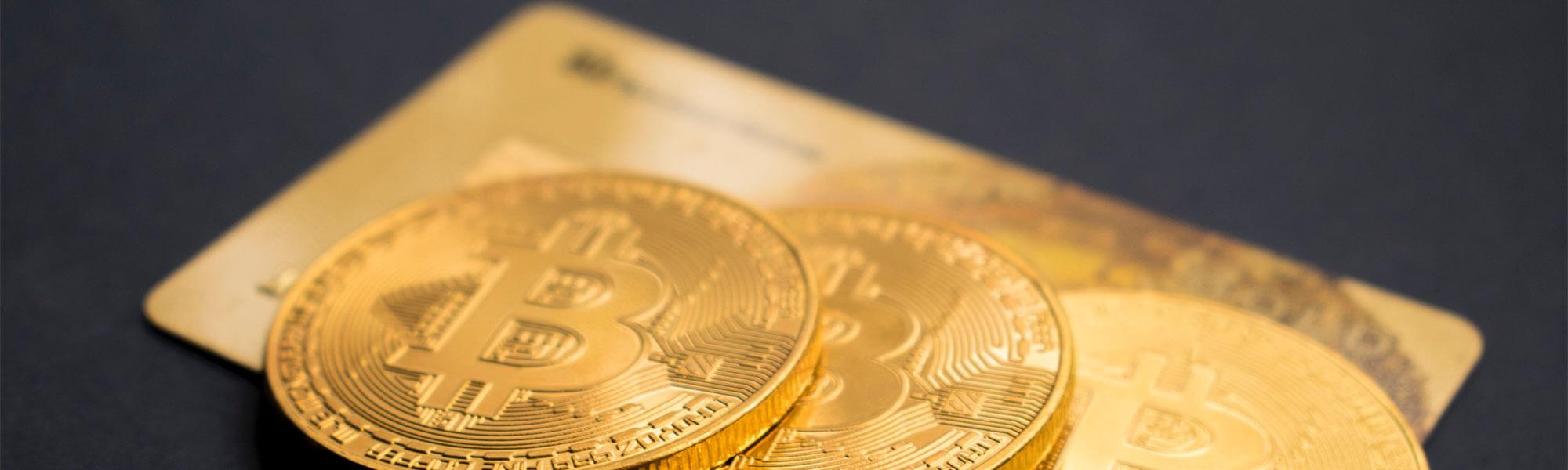 Bitcoin and card