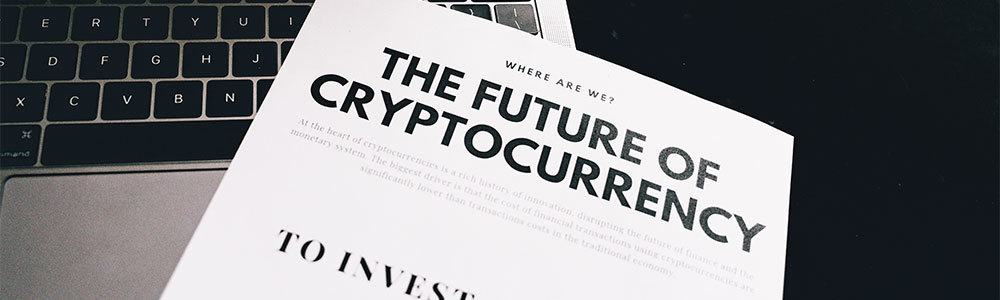 Paper showing the future of cryptocurrency