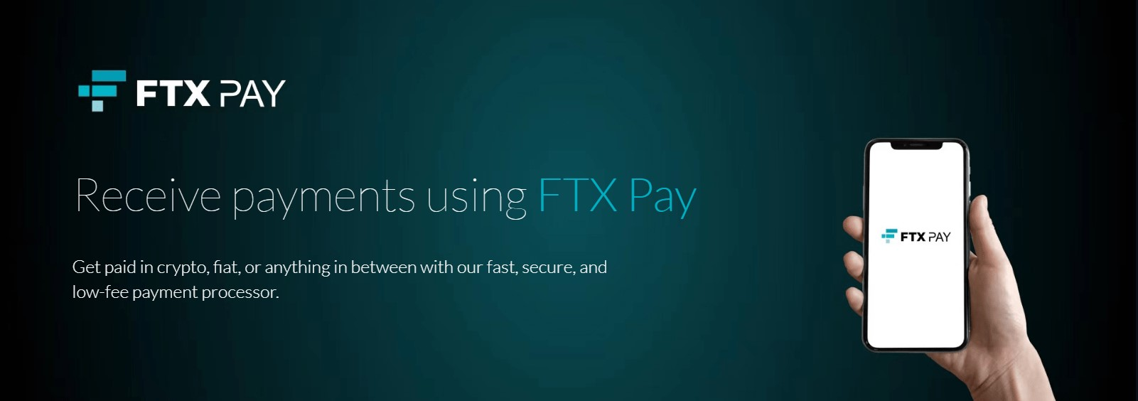FTX payment method