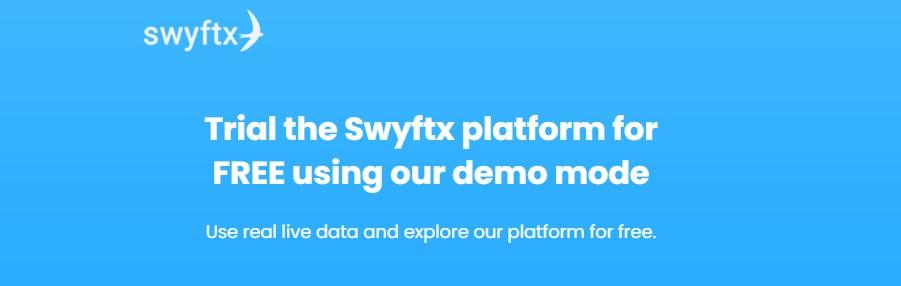 Swyftx demo mode
