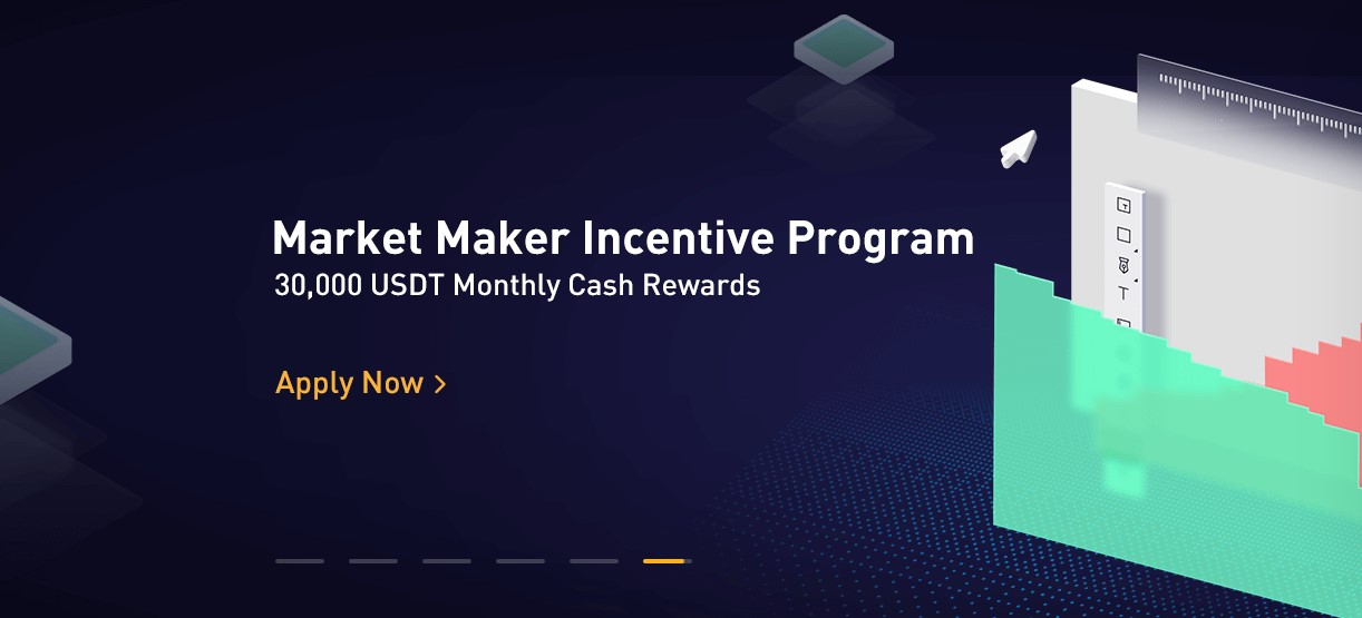 Bybit market maker feature