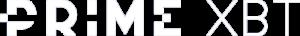 PrimeXBT White Exchange Logo